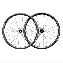 Cero RC35 Disc Carbon Clincher wheelset