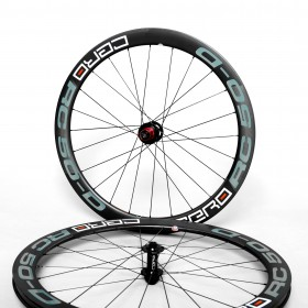 Cero RC50 Disc Carbon Clincher wheelset