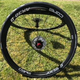 Cero AR30 Disc Alloy Clincher Wheelset