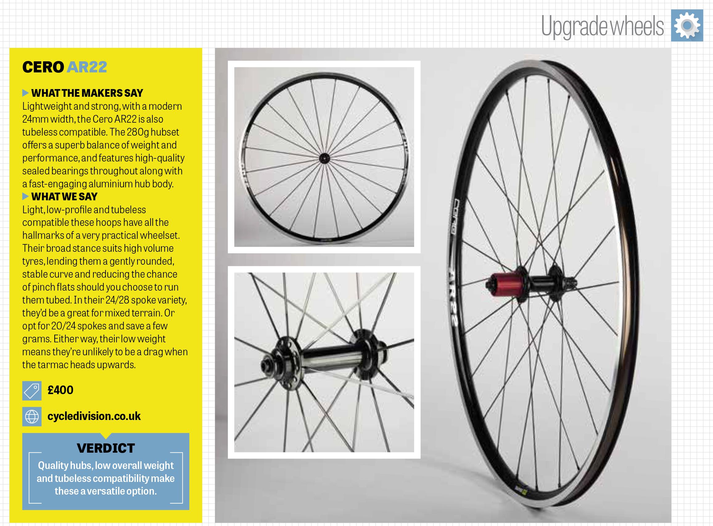 AR22 feature in Bikes ETC June 2016