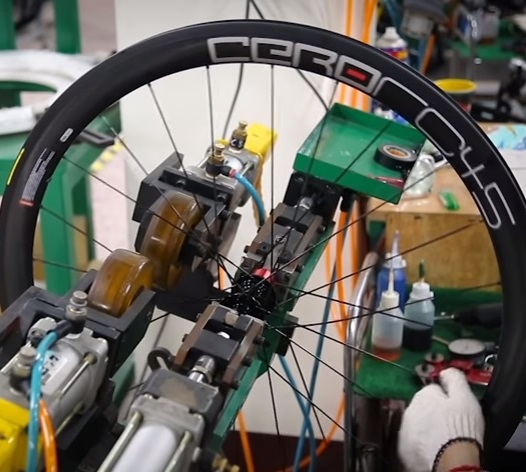 Check out how our award winning wheels are hand assembled